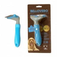 Perie pentru caini, Bellovero, Eliminator, Par Mediu, 0101-031(M)