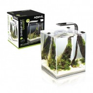 Acvariu, Aquael, Shrimp Smart 10, 10 litri, Negru
