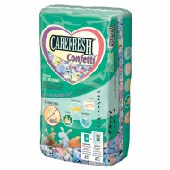 Asternut pentru rozatoare, Care Fresh, Confetti, 10 L