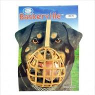 Botnita plastic pentru caini, Baskerville, NR.12