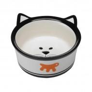 Castron pentru pisica, Ferplast, Ceramica Venere, Small, 0.15L