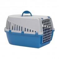 Cusca transport pentru pisici, Pet Expert, Smart, 49 CM, Albastru