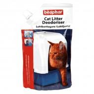 Deo pentru litiera pisici, Beaphar Cat Litter Deodoriser (400g)