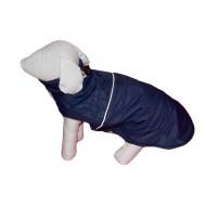 Haina pentru caine, Pet Expert, Jacket Navy Blue, S, 25 CM, X1521