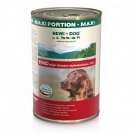 Hrana umeda pentru caini, Bewi, Carne de Vita in sos, 1,2 Kg