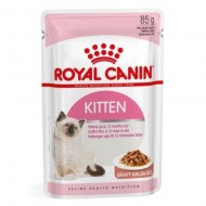 Hrana umeda pentru pisici, Royal Canin, Kitten Instinctive, 85g