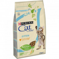 Hrana uscata pentru pisici, Cat Chow, Kitten, 1,5 KG