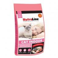 Hrana uscata pentru pisici, Nutraline, Cat Indoor, 10 Kg