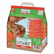 Nisip pentru pisici, Cat's Best Oko Plus, 5L