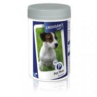 Supliment vitamino-mineral pentru câini, Pet Phos Croissance Ca/P 2, 500 tablete
