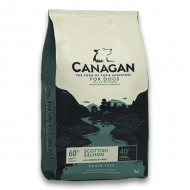 Hrana uscata pentru caini, Canagan, Grain Free Somon, 12 Kg