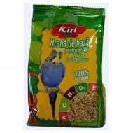 Hrana pentru pasari, Kiri Kiri, Meniu Perusi, 400 g