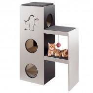 Ansamblul de joaca pentru pisici, Ferplast, Napoleon, 115 cm