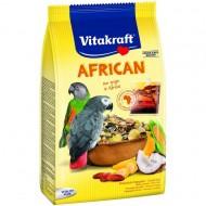 Hrana pentru pasari, Vitakraft, Meniu African, 750 g