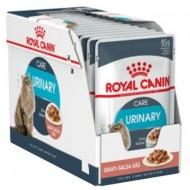 Hrana umeda pentru pisici, Royal Canin, Urinary Care, 12X85G