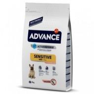 Hrana uscata pentru caini, Advance, Mini Sensitive, 7.5 Kg