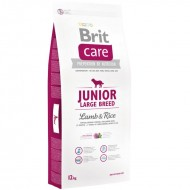 Hrana uscata pentru caini, Brit Care, Junior Large Breed Lamb and Rice, 12 kg