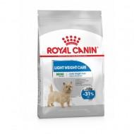 Hrana uscata pentru caini, Royal Canin, Mini Light Weight Care, 1Kg