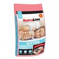Hrana uscata pentru pisici, Nutraline, Cat Kitten, 10 Kg