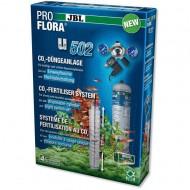 Sistem CO2 pentru acvariu, JBL ProFlora u502/include electrovalva