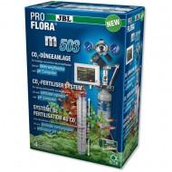 Sistem CO2 pentru acvariu, JBL ProFlora m503/set / fara electrod pH