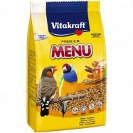 Hrana pentru pasari, Vitakraft, Meniu Exotice, 1 Kg
