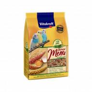 Hrana pentru pasari, Vitakraft, Meniu Perusi Juniori, 500 g