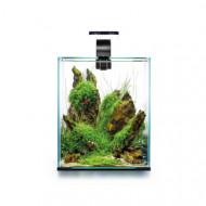 Acvariu, Aquael Shrimp Smart Day & Night, 30 L, Negru