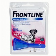 Antiparazitare Frontline Spot On Caine L