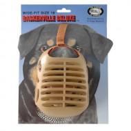 Botnita plastic pentru caini, Baskerville, NR.16