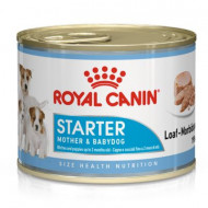 Hrana umeda caini, Royal Canin, Starter Mousse, 195g