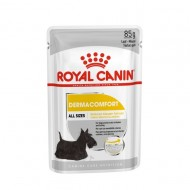 Hrana umeda pentru caini, Royal Canin, Dermaconfort Pouch, 85g