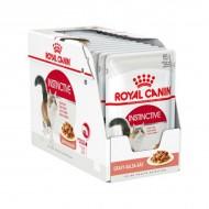 Hrana umeda pentru pisici, Royal Canin, Instinctive In Gravy,12 x 85 g
