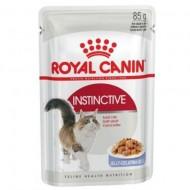Hrana umeda pentru pisici, Royal Canin, Instinctive In Jelly, 85 g
