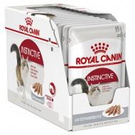 Hrana umeda pentru pisici, Royal Canin, Instinctive In Loaf, 12 x 85 g