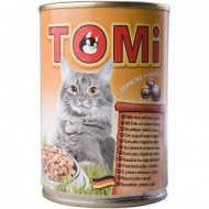 Hrana umeda pentru pisici, Tomi, Rata si Ficat, conserva 400 g
