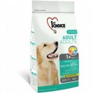 Hrana uscata pentru caini, 1ST Choice, Dog Adult All Breeds Light, 12KG