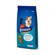 Hrana uscata pentru caini, Brekkies Excel Mix, Peste, 20 kg