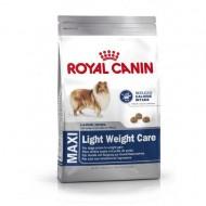 Hrana uscata pentru caini, Royal Canin, Maxi Light Weight Care, 3 Kg