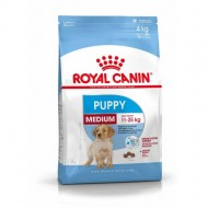 Hrana uscata pentru caini, Royal Canin, Medium Junior, 4 Kg