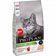 Hrana uscata pentru pisici, Pro Plan, Sterilised Optisenses, Somon, 1,5Kg