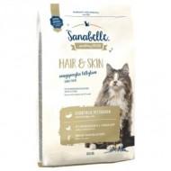 Hrana uscata pentru pisici, Sanabelle, Hair&Skin, 10 Kg
