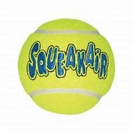 Jucarie pentru caini, Kong, Minge Tenis Squeaker x 3