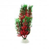 Plante plastic acvariu, Resun, Foxtail Red, 30 CM