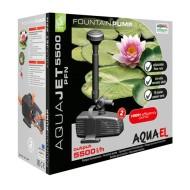 Pompa fantana pentru iaz, Aquael, PFN- 1500