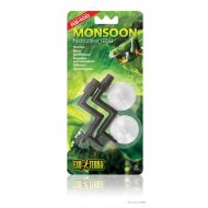 Set 2 duze cu ventuze, Exo Terra, Monsoon, PT2501