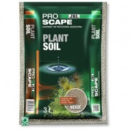 Substrat pentru acvariu, JBL ProScape PlantSoil Beige, 9 l