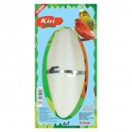 Vitamine pentru pasari, Kiri Kiri, Perus, Os Sepia, 12.5 CM