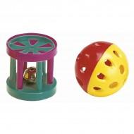 Jucarie pentru pisici, Ferplast, Cu Clopotel, Lam 5202