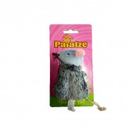 Jucarie pentru pisici, Paiatze, Cat Soarece Gri, W5625
